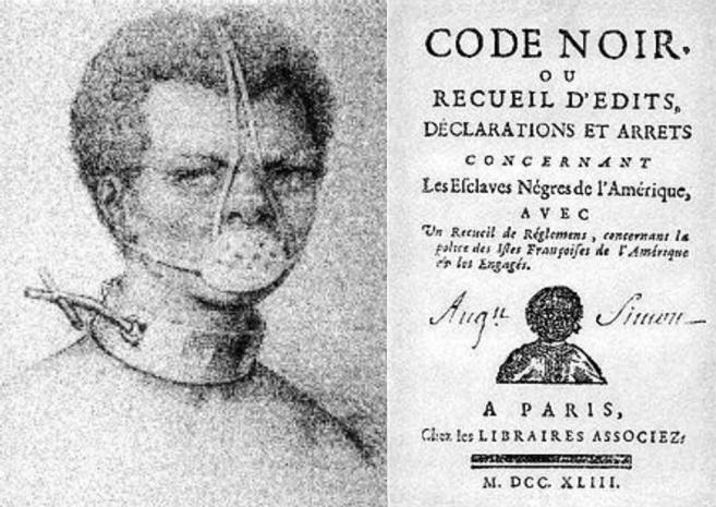 Le Code noir Arton1508