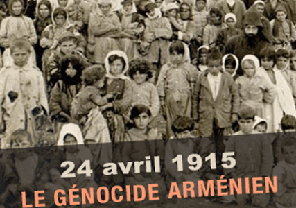 Génocide arménien : le devoir de mémoire Arton2105