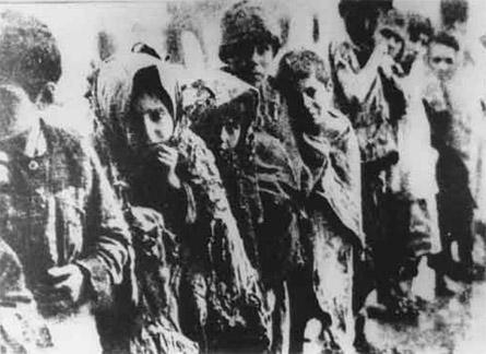Génocide arménien : le devoir de mémoire Armenie
