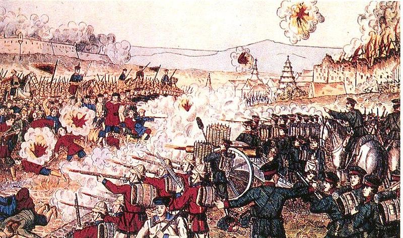 Le 29 août 1842, le traité de Nankin destabilisait la Chine pour sauver la  balance commerciale britannique - Rebellyon.info
