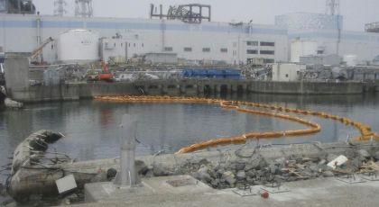 Rejet des eaux contaminées dans l'océan
