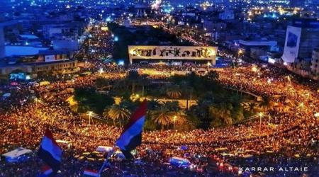Discussion autour du soulèvement en Irak le mercredi 18décembre à l'Amicale