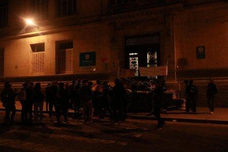 Retour sur la mobilisation au lycée Edouard Herriot du 10décembre